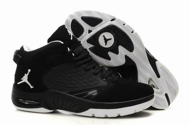 Cheap Air Jordan Shoes New School Black White