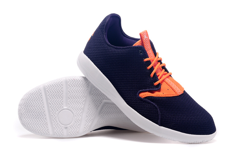 2015 Latest Air Jordan Elipse Blue Orange White Shoes