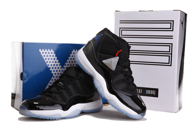 Special Air Jordan 11 Chalcedony Black White