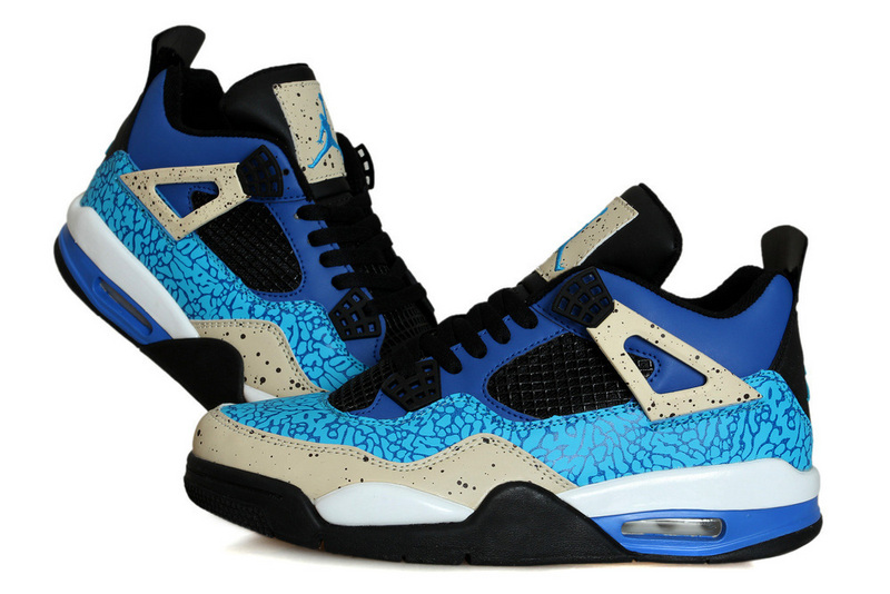 Cheap Real 2015 Jordan Jordan 4 Cookie Monster