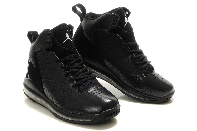 Cheap Air Jordan Shoes Fly Cushion 23 Shoes All Black