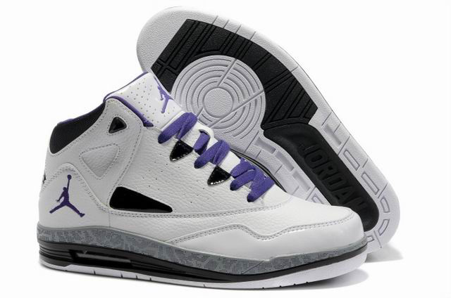 Cheap Air Jordan Shoes Jumpman II White Black Grey