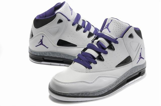 Cheap Air Jordan Shoes Jumpman II White Grey Blue