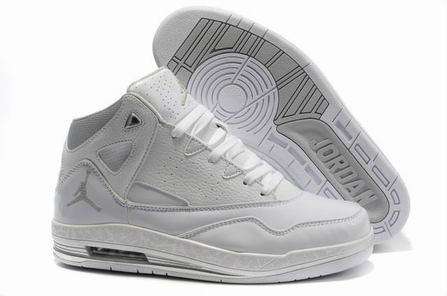 Cheap Air Jordan Shoes Jumpman II White