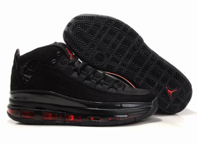Cheap Air Jordan Shoes Take Flight Black Red