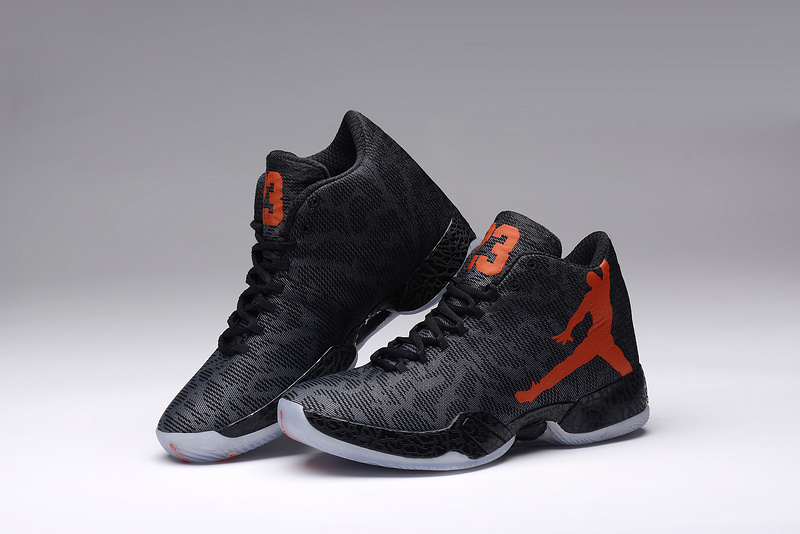 Cheap Real 2015 Jordan Jordan XX9 Black Orange