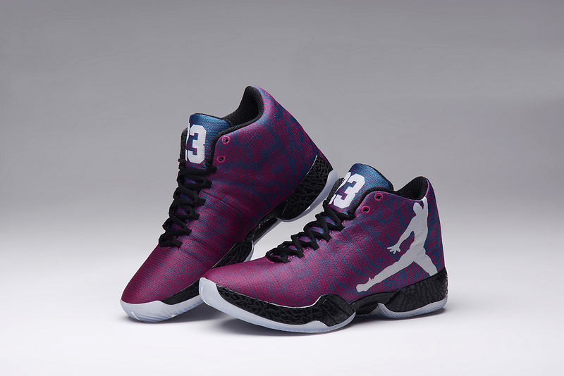 Cheap Real 2015 Jordan Jordan XX9 Purple Black