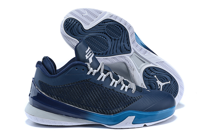 Real Blue White Jordan Flight Original 2 Shoes