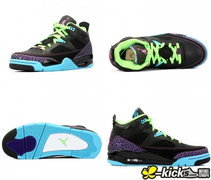 Real Mandarick Duck Jordan 3 Shoes