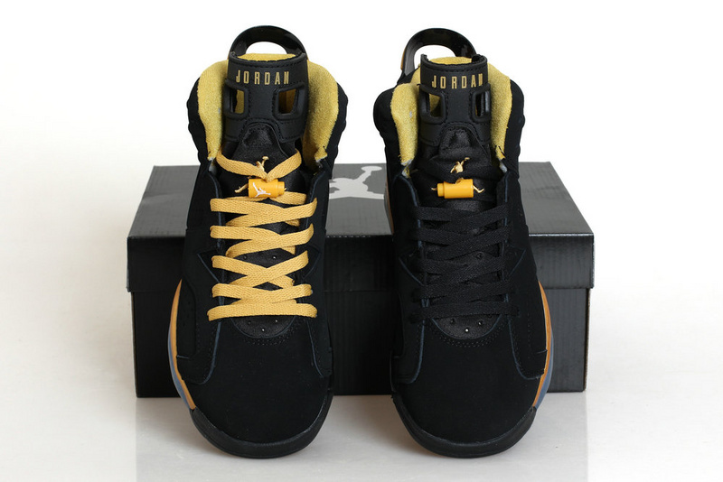 Cheap Real 2015 Jordan Jordan 6 Black Gold