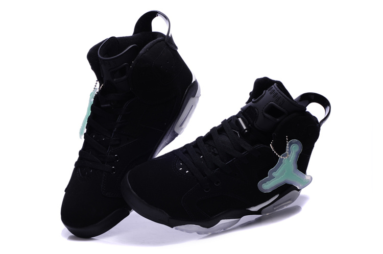 Cheap Real 2015 Jordan Jordan 6 Black White