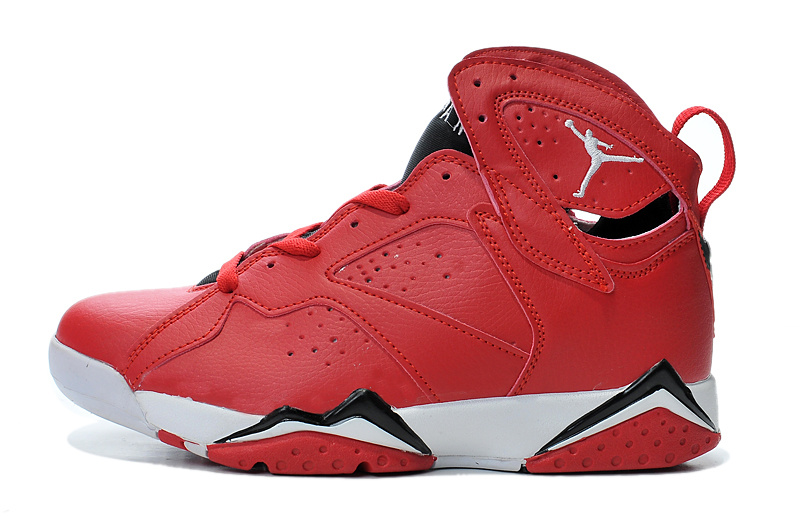 Cheap Real 2015 Jordan Jordan 7 Red White Black
