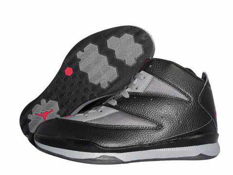 Cheap Air Jordan Shoes CP3 Black Grey