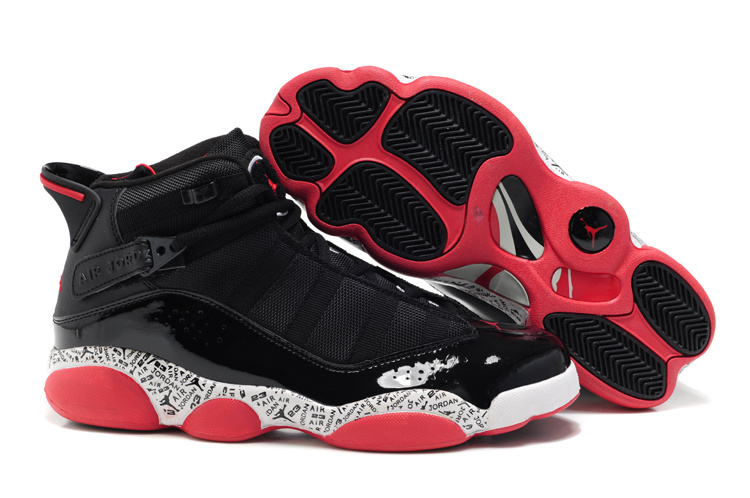 Nike Jordan Six Rings Shoes