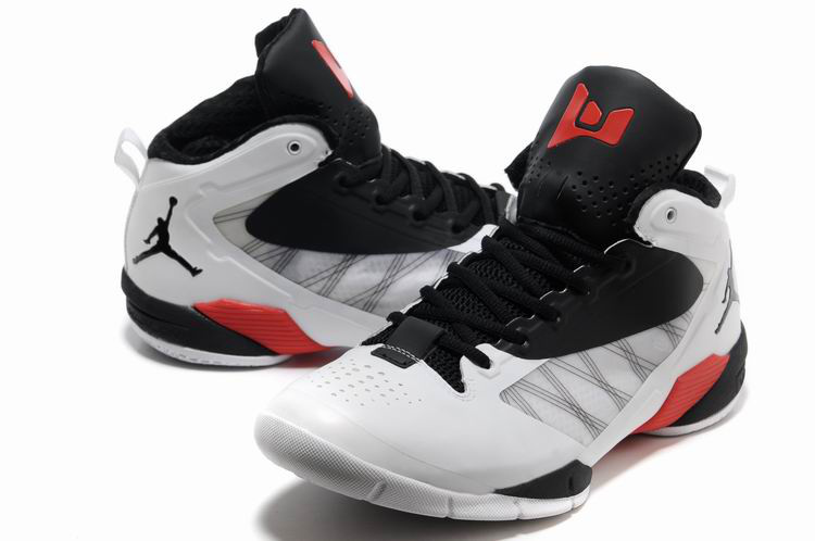 Wade 2 Champion PE Shoes White Black Red