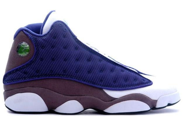 Cheap Air Jordan Shoes 13 Retro Flints French Blue University Blue Flint Grey