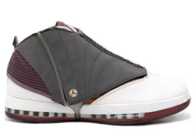 Cheap Air Jordan Shoes 16 Original Whisper White Cherrywood Light Graphite 34 High