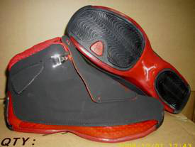 Cheap Air Jordan Shoes 18 Grey Red