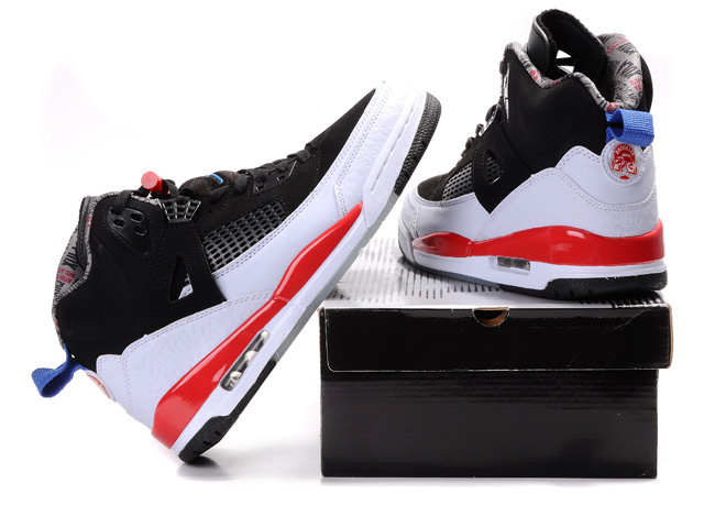 Cheap Air Jordan Shoes 3.5 Black White Red