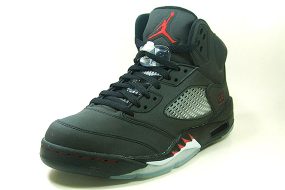 Cheap Air Jordan Shoes 5 Raging Bull Pack Varsity Black