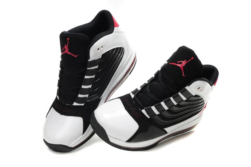 sale retailer c19a7 e8f2f Cheap Air Jordan Shoes Big Ups White Black