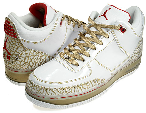Cheap Air Jordan Shoes 3 Fusion Best On Mars White Shoes