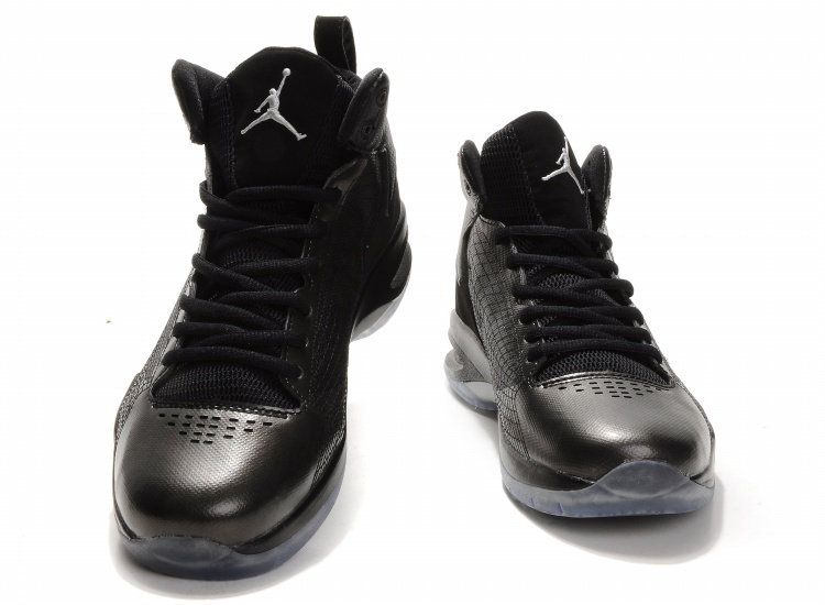 Cheap Air Jordan Shoes Fly Spiderman Black