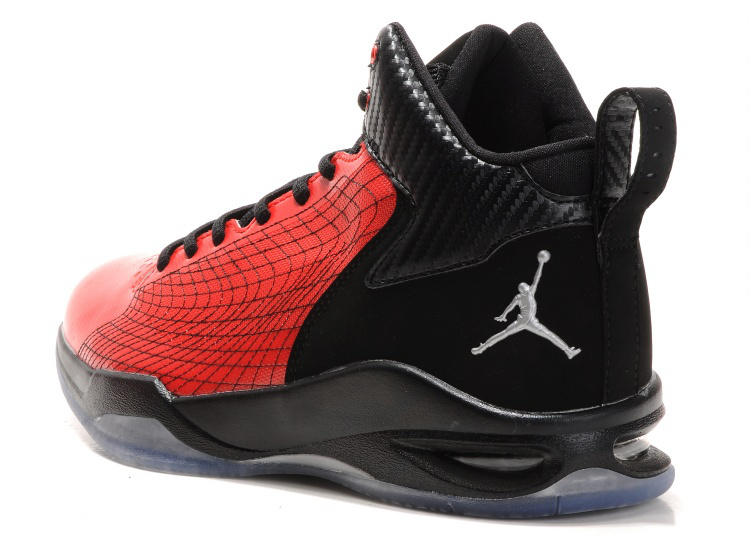 Cheap Air Jordan Shoes Fly Spiderman Red Black