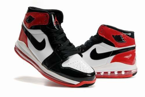 Cheap Air Jordan 1 Shoes Diamond Black White Red