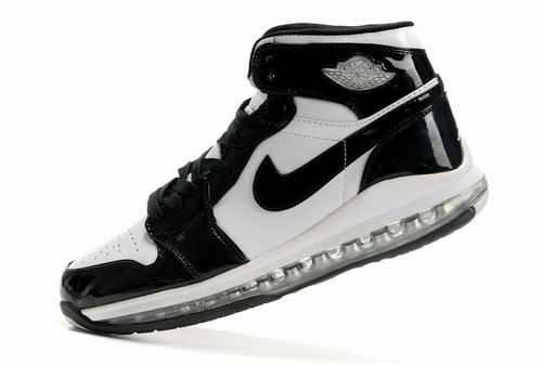 Cheap Air Jordan 1 Shoes Diamond Black White