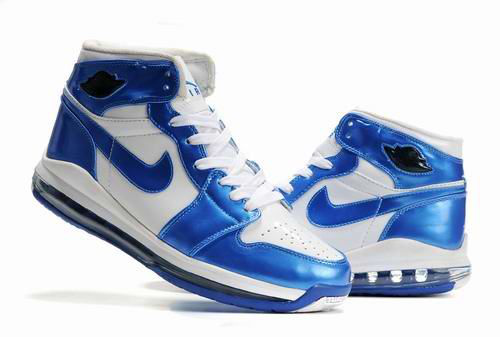 Cheap Air Jordan 1 Shoes Diamond Blue White