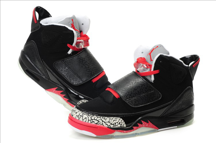 Cheap Air Jordan Son Of Max Black Red