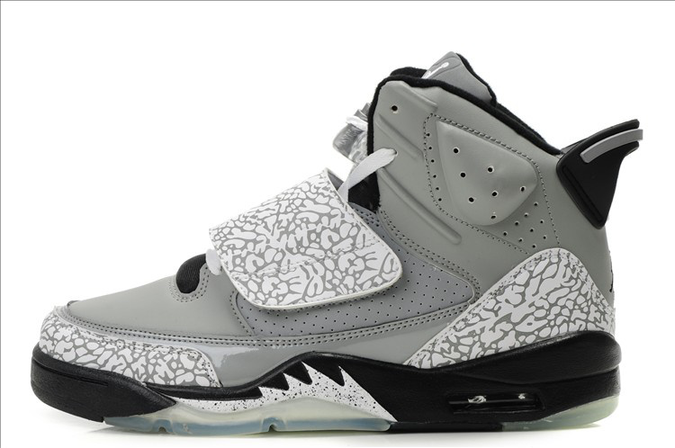 Cheap Air Jordan Son Of Max Grey Black