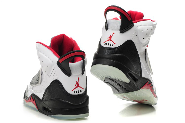 Cheap Air Jordan Son Of Max White Red